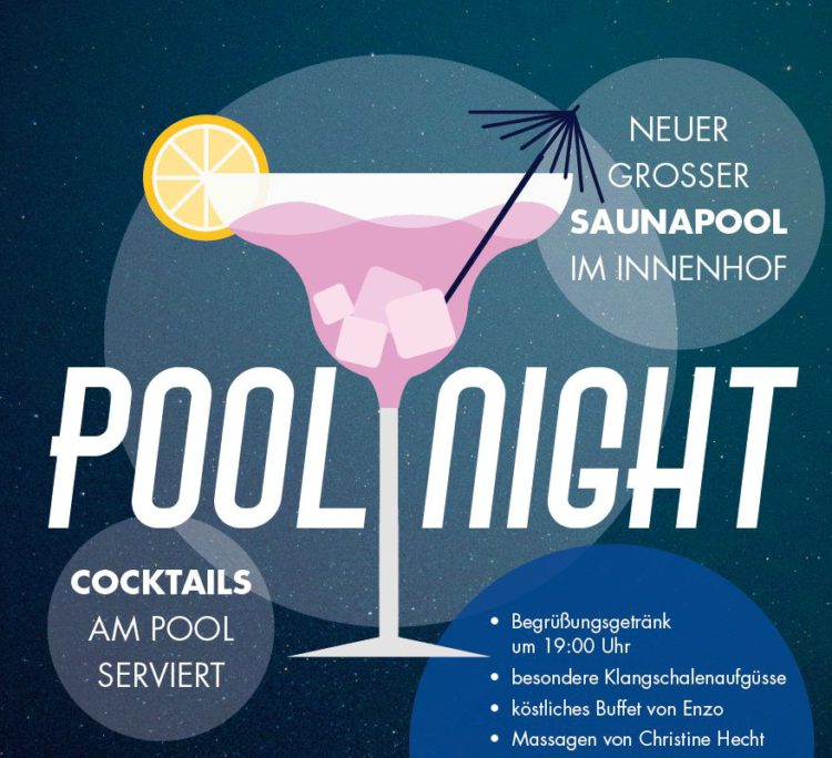 poolnight